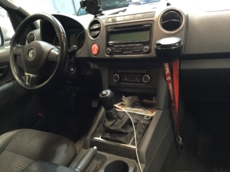 Volkswagen Amarok Pickup - VWUC4M