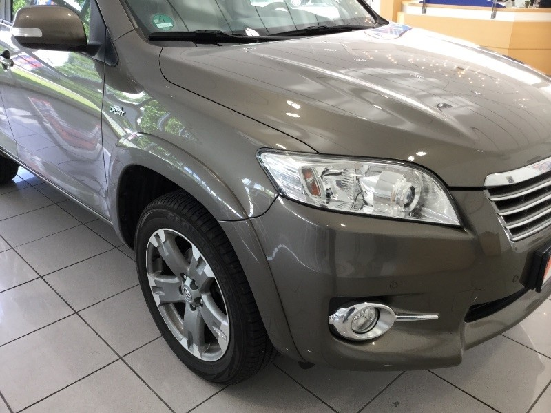 Toyota RAV4 - TRRAX8