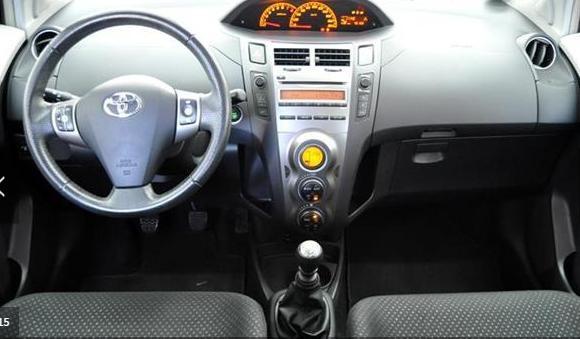 Buy Toyota Yaris - BTY88C