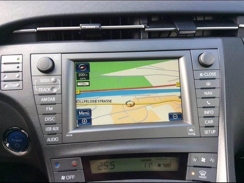 Toyota Prius - TPP8W