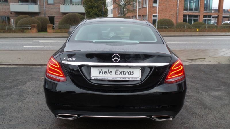 Mercedes C300 - MC3PPG
