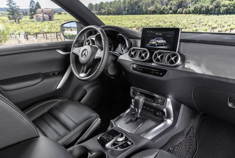 Mercedes Pickup - MBX250X