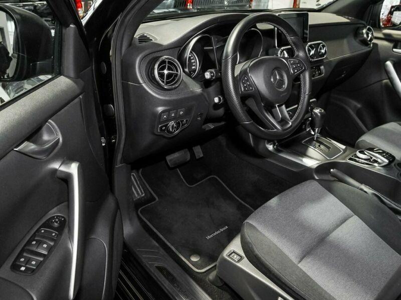 Mercedes Pickup - MBX25F