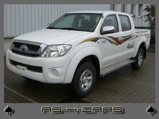 Toyota Hilux Pickup Petrol engine - THX44K