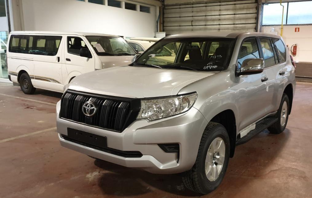 Toyota Prado New - TNNB99