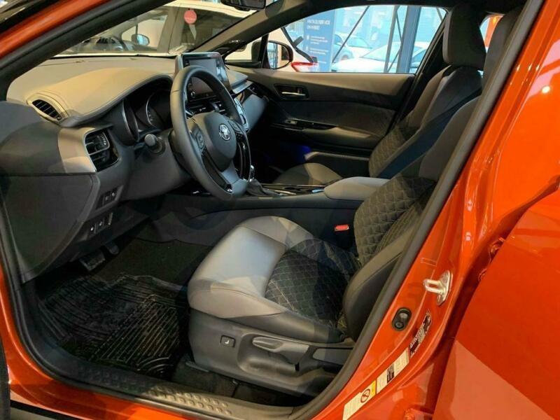 Toyota CHR 1200cc - TCH9VC