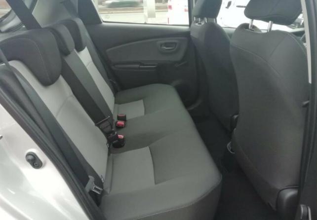 Toyota Vitz  New - TRV44X
