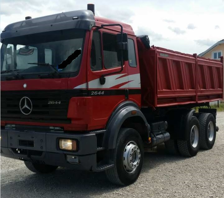 Mercedes Tipper -MB2644K
