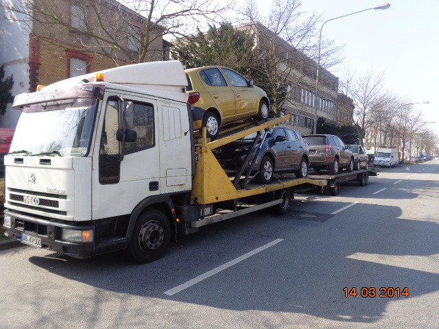 Car Transporter - MCT7V