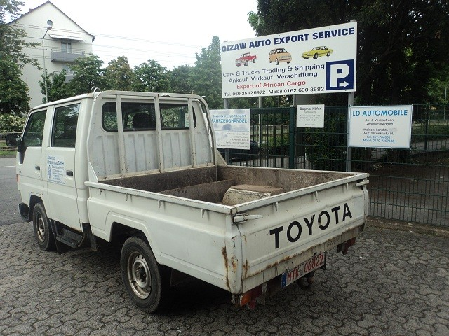 Toyota Dyna - TD2HHE