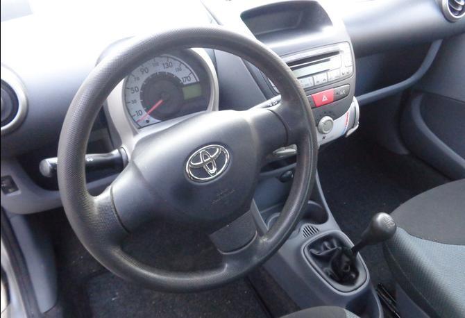 Toyota Small car - TYGG7U