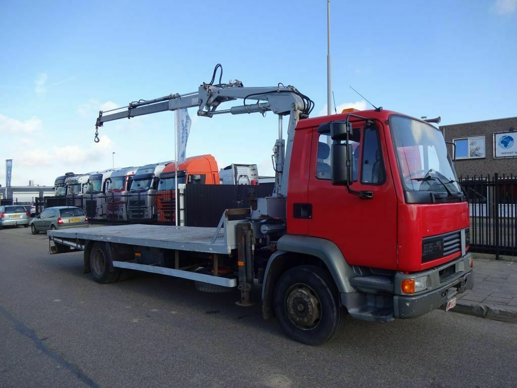 Crane Truck for sale - DFF22K