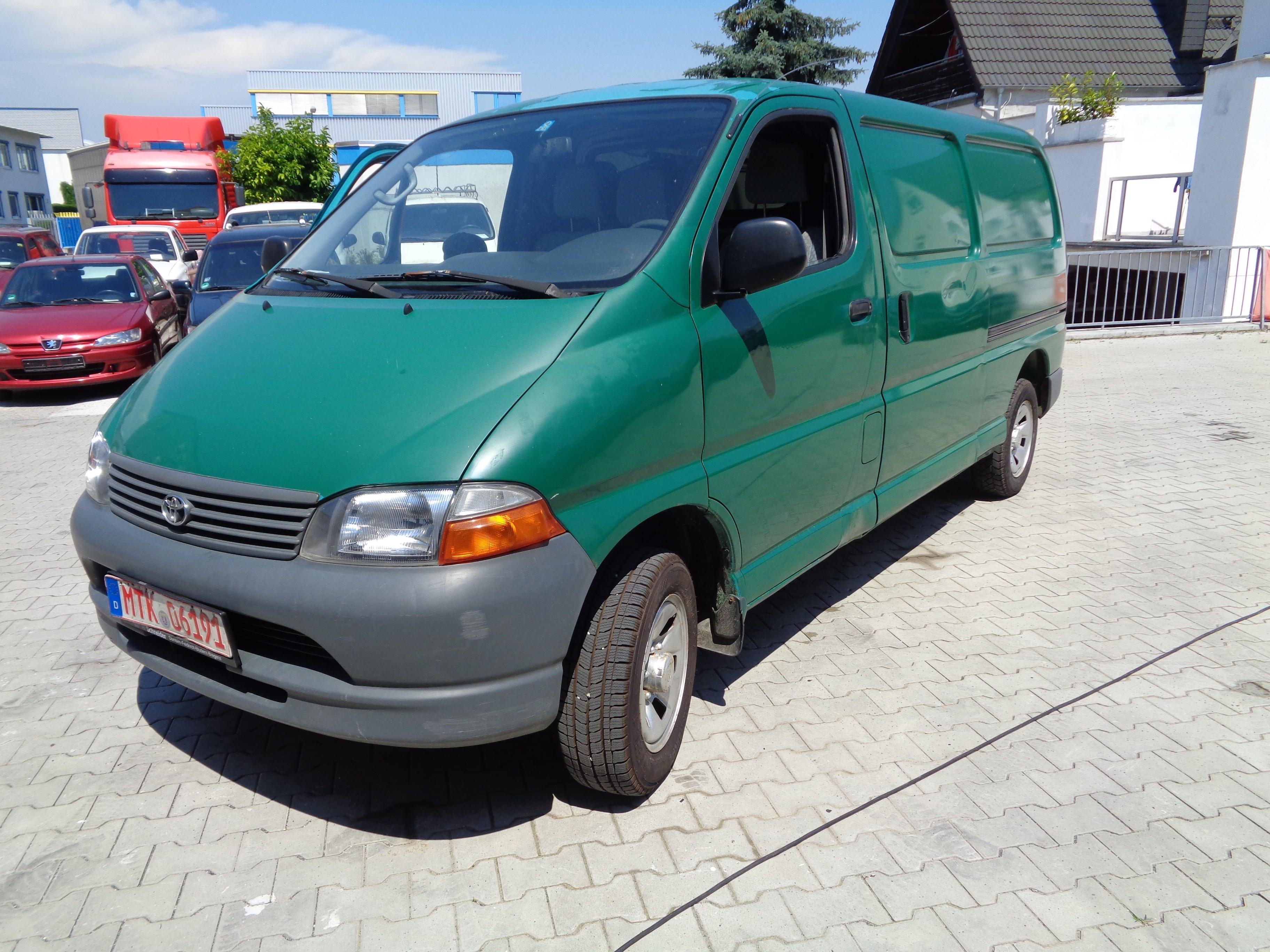 Toyota Hiace Germany - TLK44A