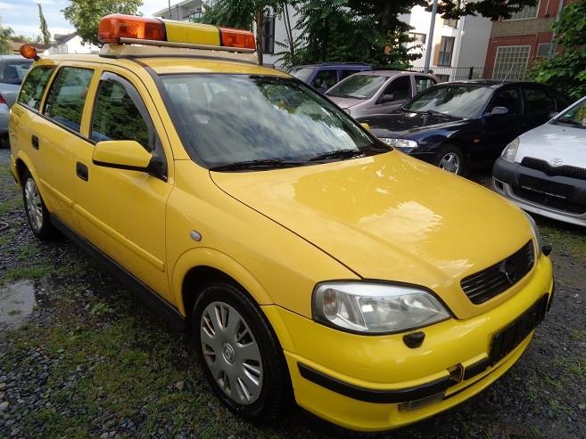 Opel Astra Diesel - OPD44W