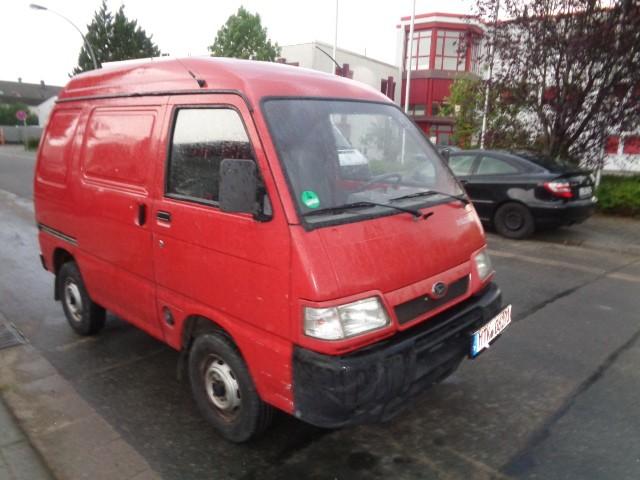Daihatsu Hijet - DHHBE2