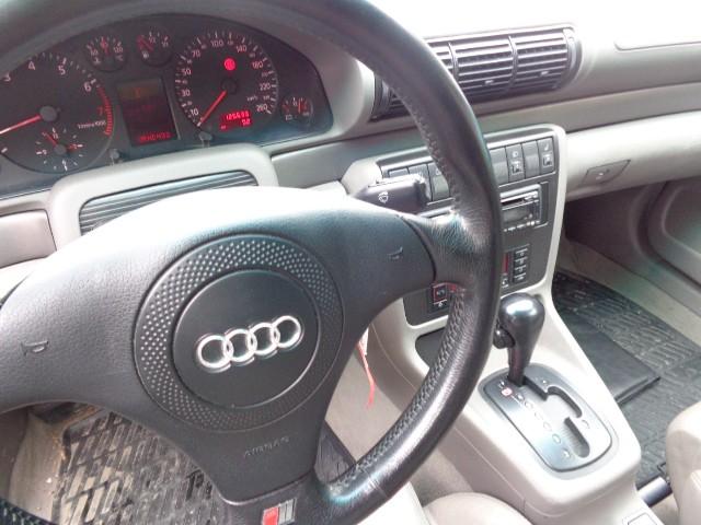 Audi A4 - AUBX4