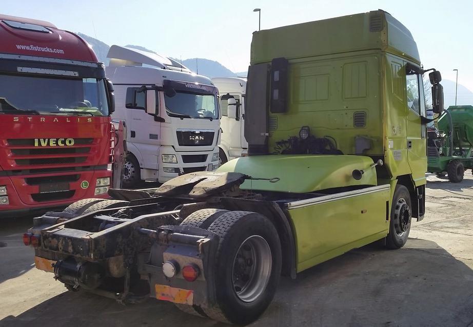 Iveco Euro Cargo - IVV4W