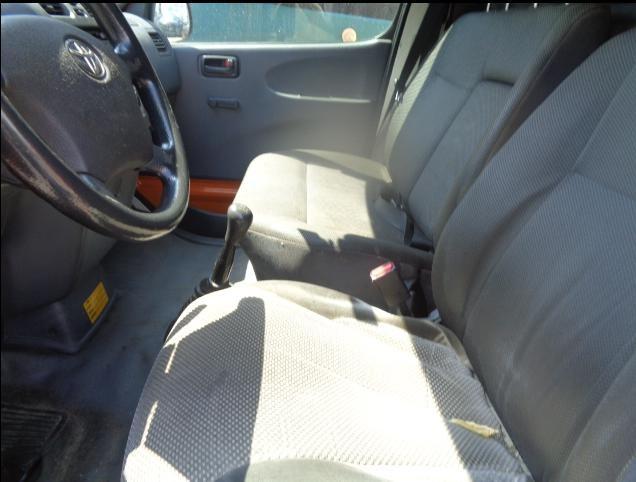 Toyota Hiace Long - TLL4C8