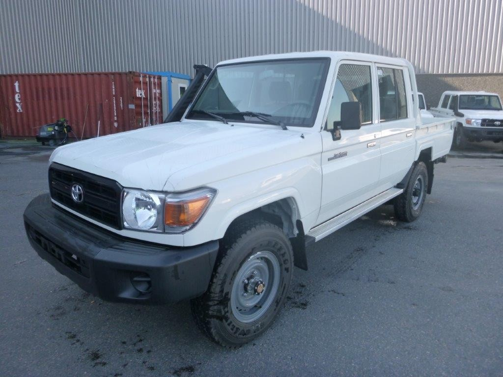 Toyota Land Cruiser New - TCN992