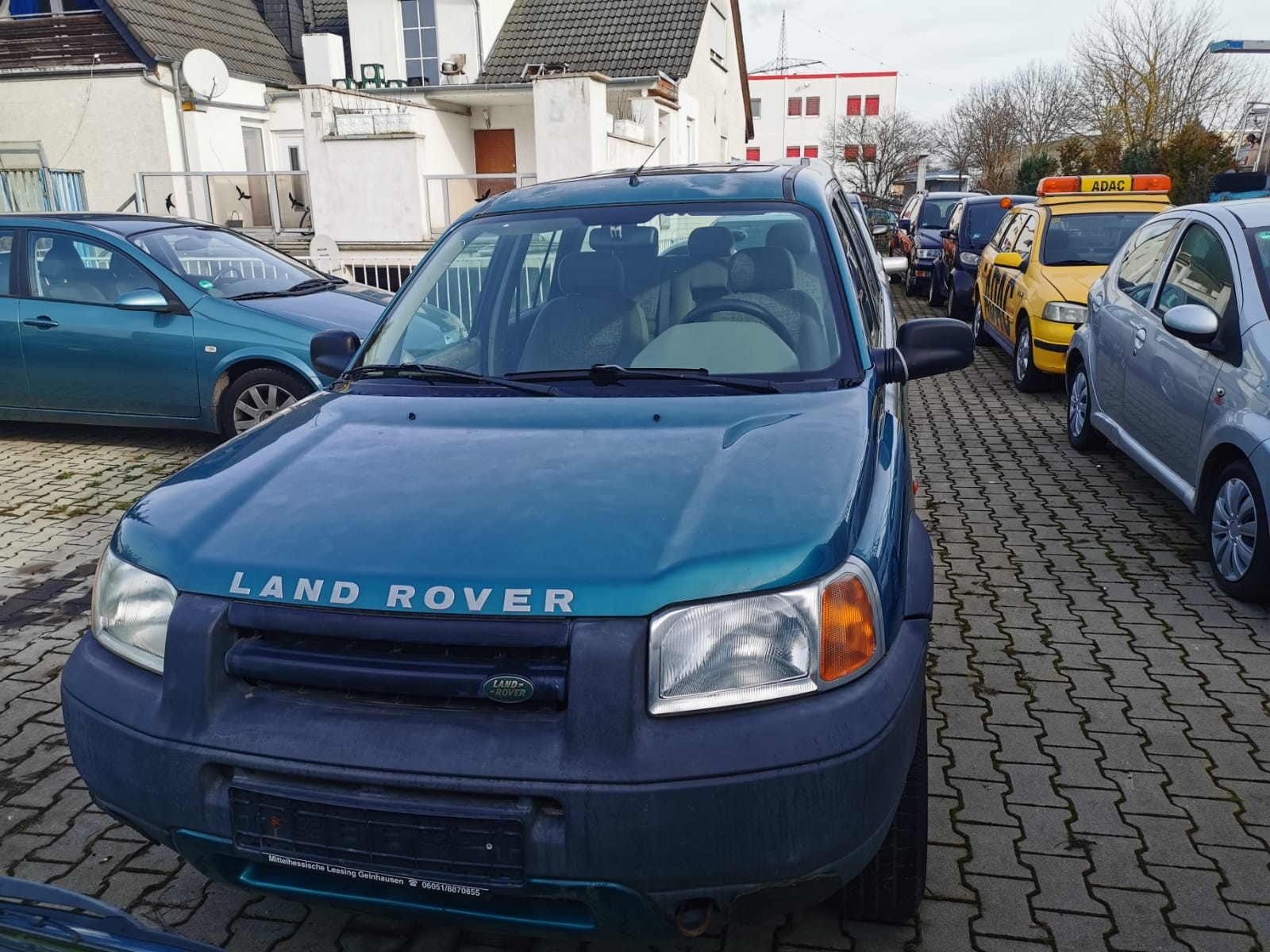 Landrover For Sale - LVFP55