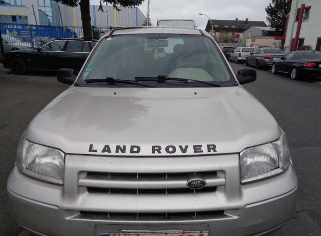 Landrover Freelander - LFFG9M
