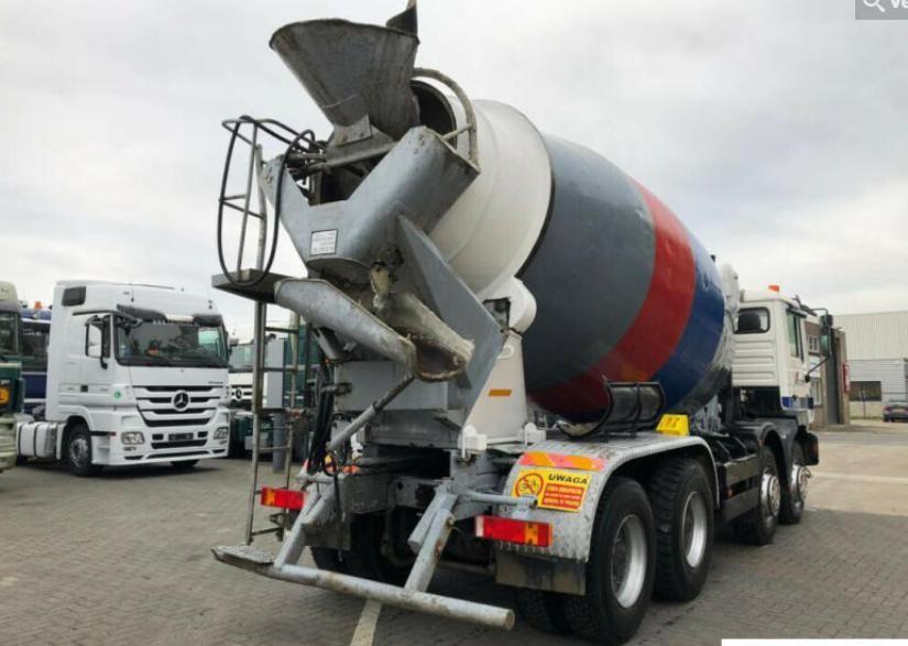 Concrete Mixer - CMX88F