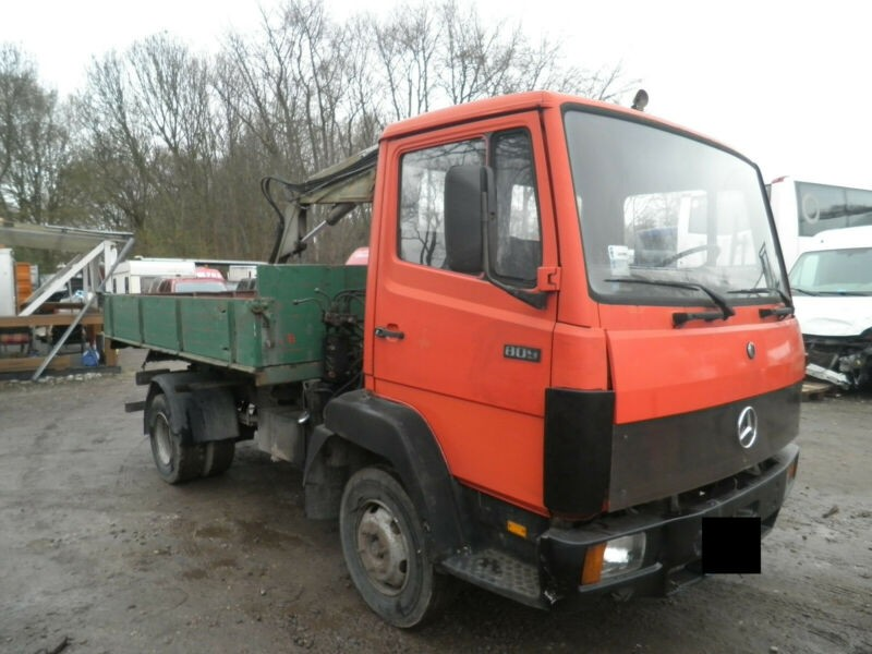Mercedes Dumper Truck - MTPC44