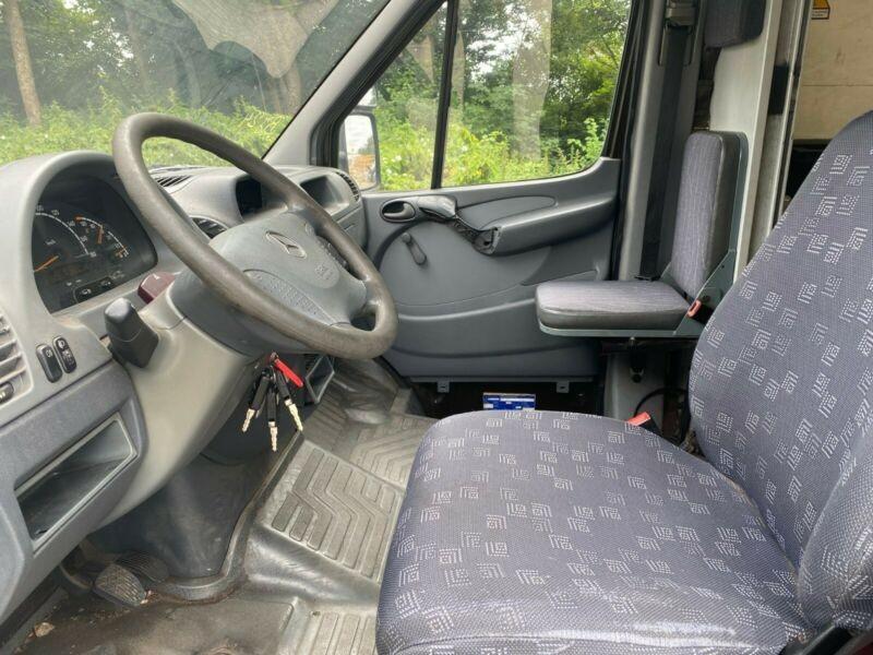 Mercedes Truck - MB388A