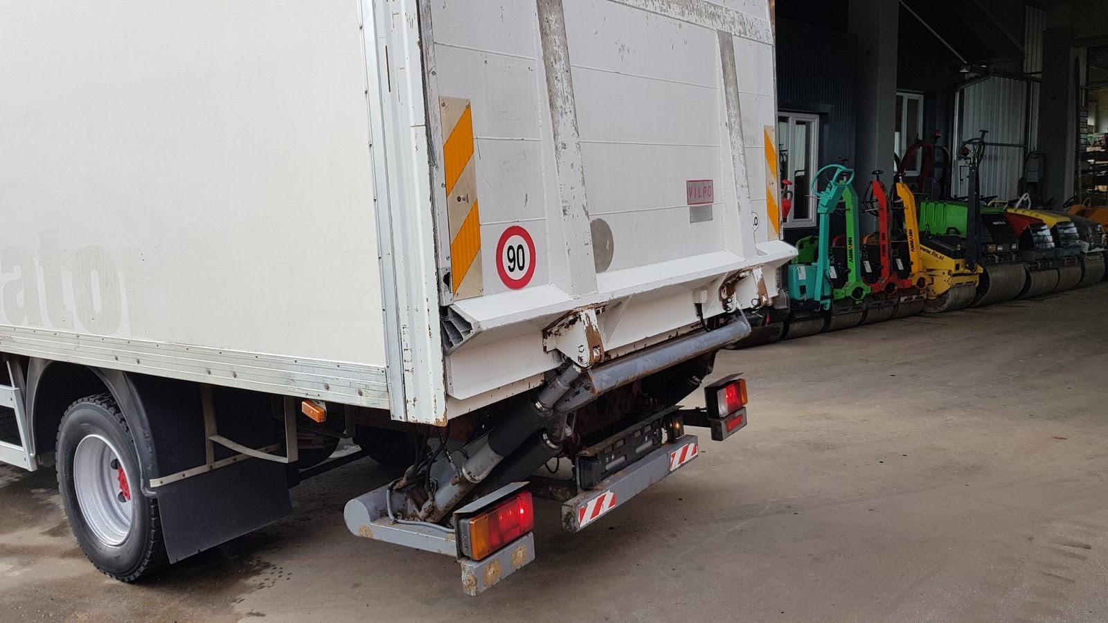 Iveco Refrigerator Truck - IVRRC7