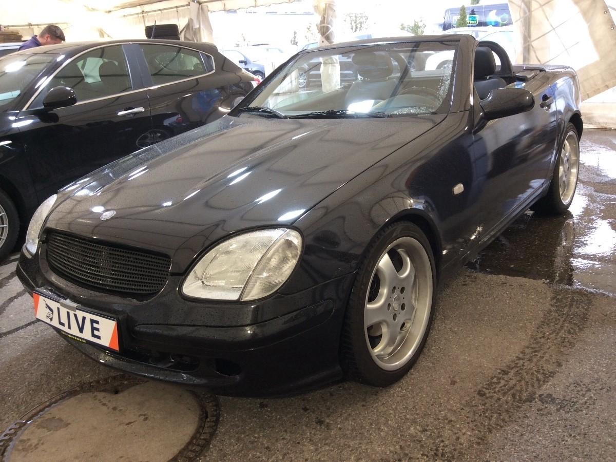 LHD Mercedes Roadster Sale - LMR9XA