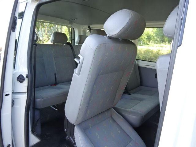 VW Transporter - VWT4U