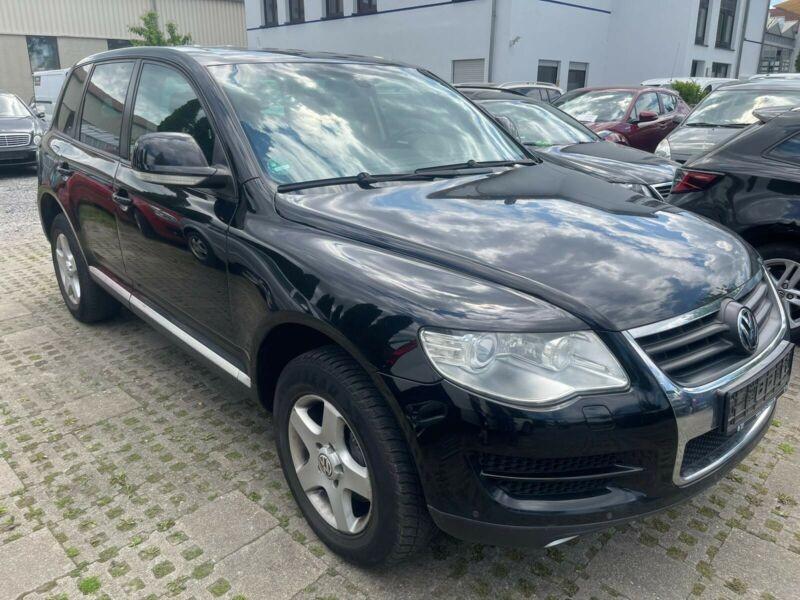 VW Touareg - VWT84A
