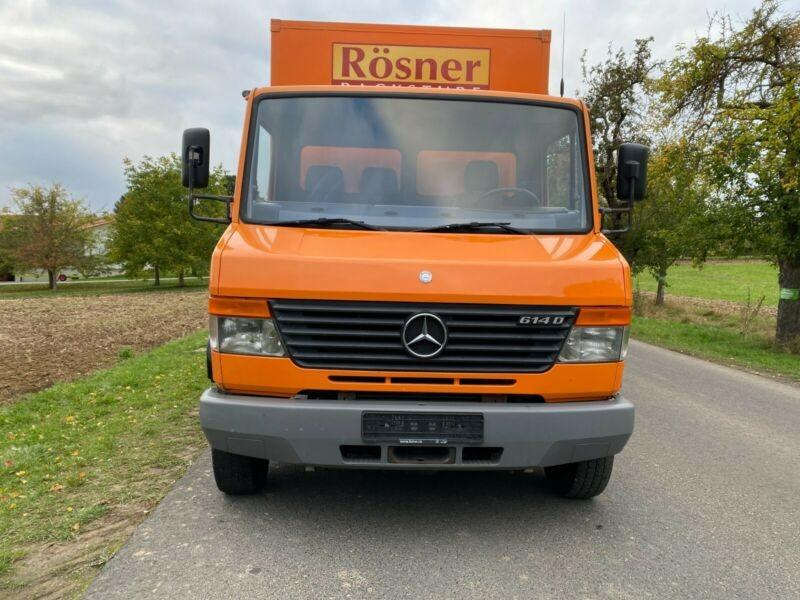 Mercedes Truck - MTBV88