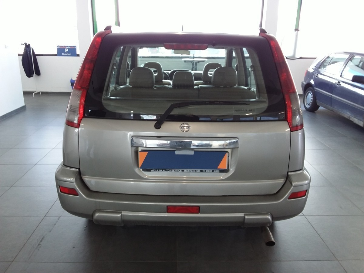 Nissan Xtrail to Africa - NTF77C