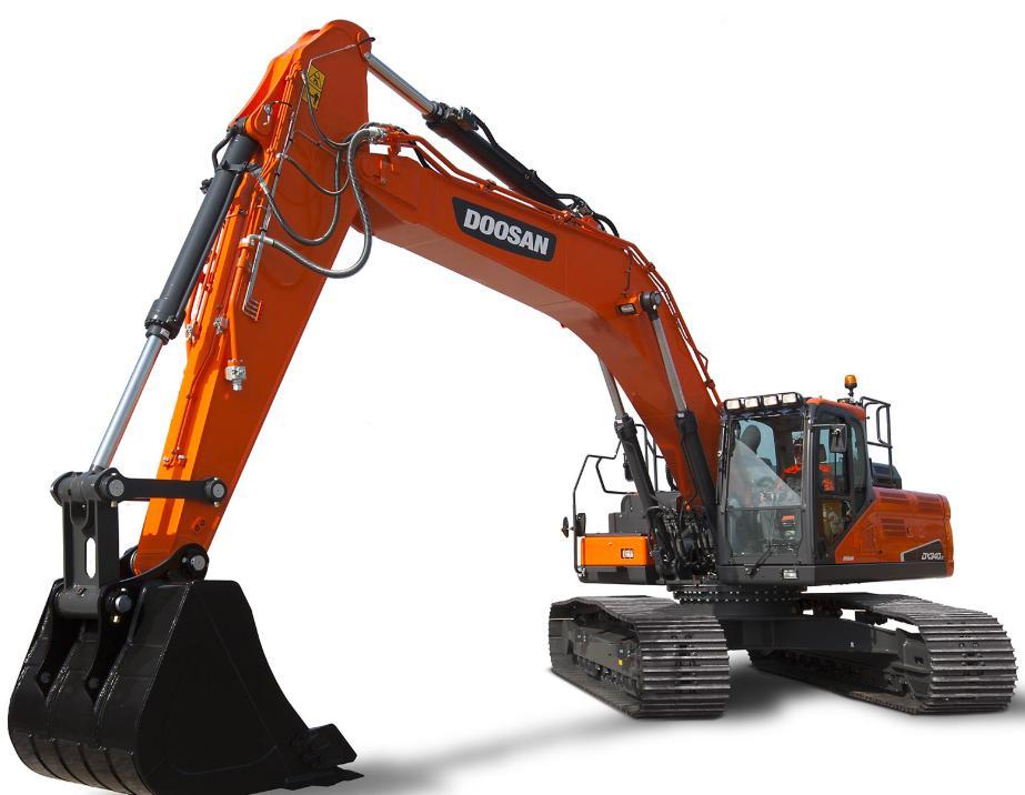 Doosan Excavator- ND340X