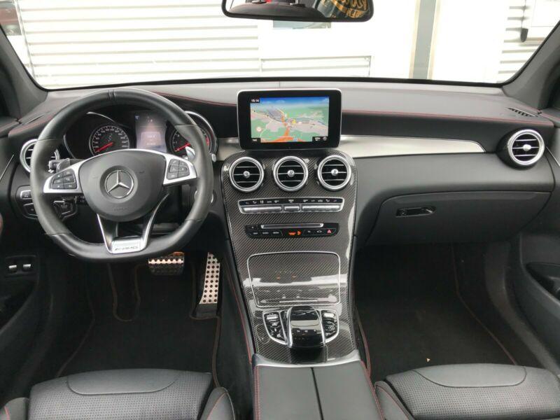 Mercedes Coupe - MLGC43