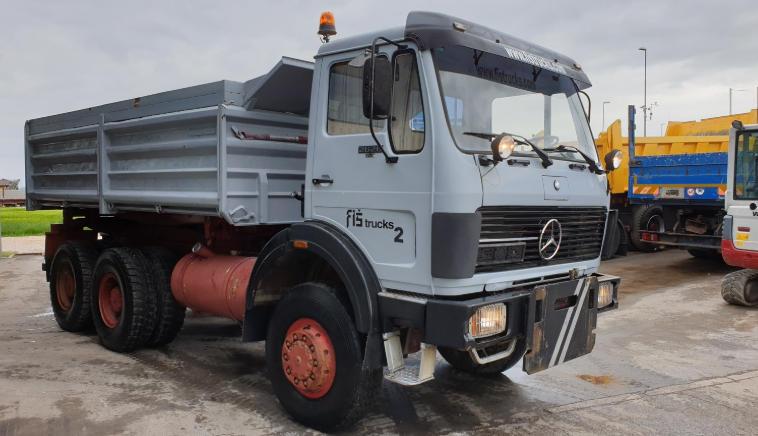 Mercedes Benz Tipper - MCT774
